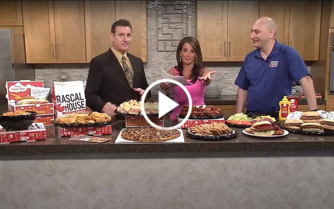 Rascal House WKYC Live on Lakeside Morning Show